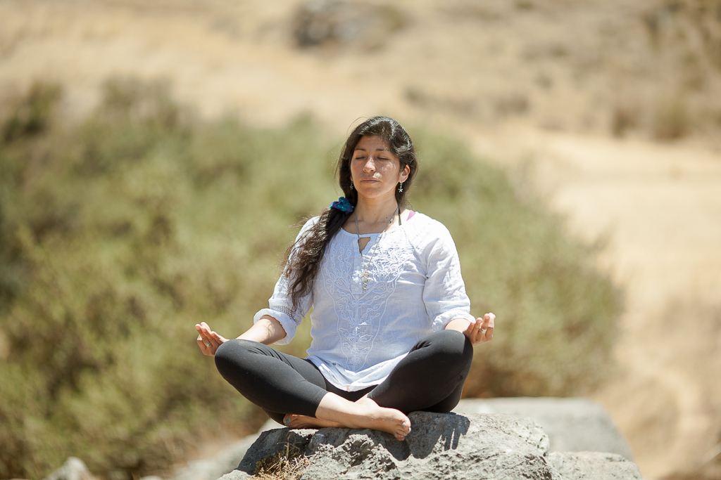 As My Health, Behaviour Improved Due to Yoga and Ayurveda, Many People Embraced Them Too: Claudia Gomez