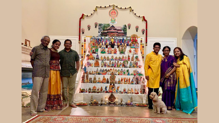 Dasara Dolls Travel and Enthrall the World